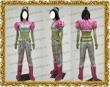 THE IDOLM@STER2 アイドルマスター 我那覇響風 ピンクダイヤモンド ●コスプレ衣装