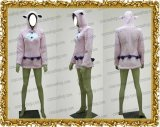ジョジョの奇妙な冒険 第8部 東方大弥風 ピンク ●コスプレ衣装