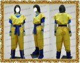 ドラゴンボールZ 孫悟空風 超サイヤ人 ●コスプレ衣装