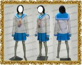 Little Aid 西村あかり風 天鳳高校 女子制服 ●コスプレ衣装