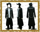 Pandora Hearts パンドラハーツ ギルバート ナイトレイ風 ●コスプレ衣装