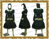 クローバーの国のアリス アリス風 会合服 03 バニエ付 ●コスプレ衣装