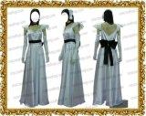 VOCALOID2 初音ミク サンドリヨン風 白ドレス セット ●コスプレ衣装