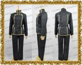 コードギアス反逆のルルーシュ風 男子制服 ●コスプレ衣装