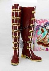ラブライブ! School idol project 覚醒 コスプレ靴 ブーツ