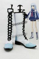 蒼き鋼のアルペジオ イオナ コスプレ靴 ブーツ