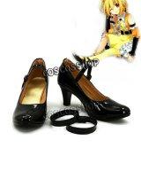 カゲロウプロジェクト 如月モモ MOMO コスプレ靴 ブーツ