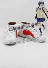ぬらりひょんの孫 雪女 コスプレ靴 ブーツ