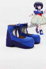 ハロウィン 白雪姫 プリンセス コスプレ靴 ブーツ
