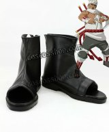 NARUTO ナルト キラービー風 きらーびー風 コスプレ靴 ブーツ