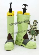 .hack//Link黄昏の騎士団 司風 .hack//Link コスプレ靴 ブーツ