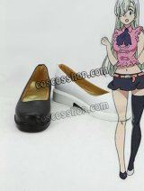 七つの大罪 エリザベス・リオ風 ネス風 コスプレ靴 ブーツ