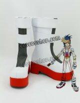 遊戯王ARC-V ユーゴ風 コスプレ靴 ブーツ