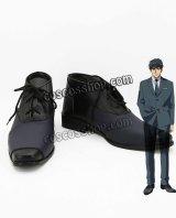 東京喰種トーキョーグール 亜門鋼太朗風 コスプレ靴 ブーツ