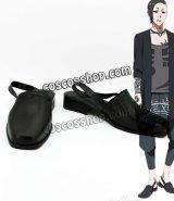 東京喰種トーキョーグール ウタ風 コスプレ靴 ブーツ