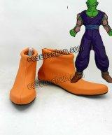 ドラゴンボール 魔族のプライド ピッコロ風 コスプレ靴 ブーツ