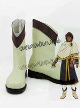 黒執事 ソーマ風 コスプレ靴 ブーツ