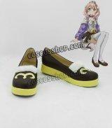 エスカ&ロジーのアトリエ 黄昏の空の錬金術士 エスカ・メーリエ風 コスプレ靴