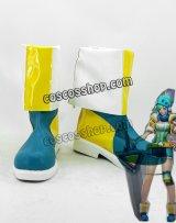 League of Legends LOL リーグ・オブ・レジェンズ風 07 コスプレ靴 ブーツ