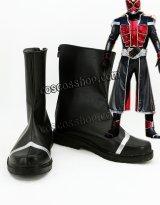ヒーロー イザード風 コスプレ靴 ブーツ