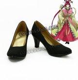 マギ 煉紅玉風 コスプレ靴 ブーツ
