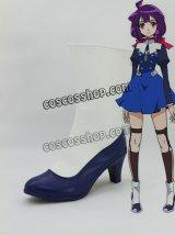 コンクリート・レボルティオ〜超人幻想〜 星野輝子風 ほしの きっこ コスプレ靴 ブーツ