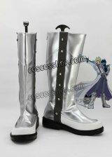 遊☆戯☆王5D's ジャック・アトラス風 コスプレ靴 ブーツ