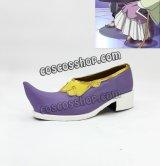 十二国記 恭州国 供王珠晶風 コスプレ靴 ブーツ