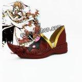 ツバサ-RESERVoir CHRoNiCLE- ツバサ・クロニクル 桜姬風 コスプレ靴 ブーツ
