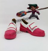 League of Legends LOL リーグ・オブ・レジェンズ風 08 コスプレ靴 ブーツ