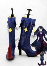 魔法少女まどか☆マギカ ワルプルギスの夜風 コスプレ靴 ブーツ