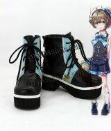 夢王国と眠れる100人の王子様 星の国・ケイネス プロキオン風 コスプレ靴 ブーツ