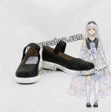 ツキウタ。 天童院椿風 てんどういんつばき コスプレ靴 ブーツ