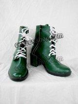 美少女戦士セーラームーン 木野まこと風 セーラージュピター コスプレ靴 ブーツ