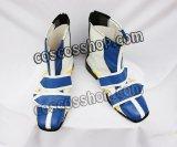 キングダムハーツ リク風 コスプレ靴 ブーツ