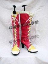 きらりん☆レボリューション 月島きらり風 コスプレ靴 ブーツ