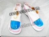 キングダムハーツ カイリ風 コスプレ靴 ブーツ