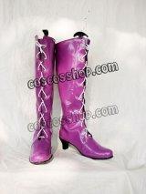美少女戦士セーラームーン 土萠ほたるる風 セーラーサターンコスプレ靴 ブーツ