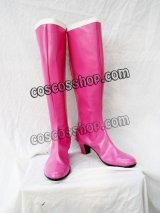 美少女戦士セーラームーン 月野うさぎ風 コスプレ靴 ブーツ
