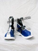 キングダム ハーツII ソラ風 06 コスプレ靴 ブーツ