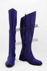 美少女戦士セーラームーン 水野亜美風 コスプレ靴 ブーツ