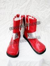 英雄伝説 空の軌跡 ティータ・ラッセル風 コスプレ靴 ブーツ