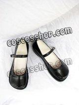 D.Gray-man ロード・キャメロット風 コスプレ靴 ブーツ