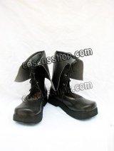 ローゼンメイデン 翠星石風 すいせいせき コスプレ靴 ブーツ