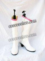 美少女戦士セーラームーン Sailor Moon 月野うさぎ風 02 コスプレ靴 ブーツ