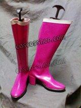 美少女戦士セーラームーン Sailor Moon 月野うさぎ風 03 コスプレ靴 ブーツ