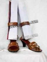 魔界戦記ディスガイア2 ロザリンド風 コスプレ靴 ブーツ