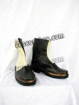 shadow Hearts シャドウハーツ コスプレ靴 ブーツ