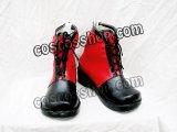 X-エックス 猫依護刃風 コスプレ靴 ブーツ