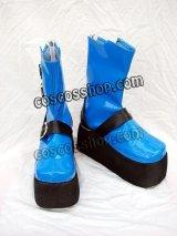 X-エックス風 コスプレ靴 ブーツ